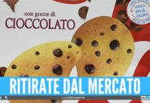 """Gocce di cioccolato ritirate dal mercato: """"C'è un rischio concreto"""""""