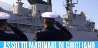 Assolto marinaio di Giugliano, era implicato nei fatti della nave Caprera