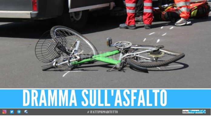 professoressa morta bici ospedale