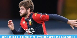 violenza sessuale manolo portanova calciatore Napoli