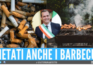 L'ordinanza emanata dal Sindaco Luigi De Magistris a Napoli