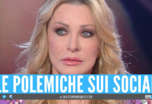 Tumore al viso per Paola Ferrari, ma viene offesa sui social: «Troppa luca in faccia»