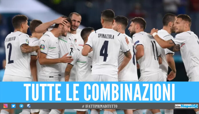 Italia-Svizzera, le probabili formazioni: gli azzurri possono qualificarsi già stasera per gli ottavi