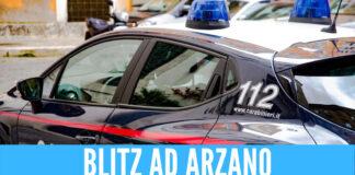 Blitz dei carabinieri ad Arzano, si cercano armi e droga: controllate oltre 60 persone