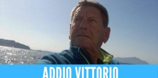 Mugnano in lacrime per Vittorio, lo storico fioraio morto dopo un infarto