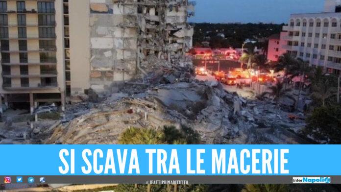Palazzo di 12 piani crollato a Miami, 100 appartamenti in frantumi: il bilancio delle vittime e dei feriti