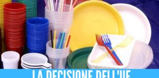 Bando Ue in vigore dal 3 Luglio in Italia