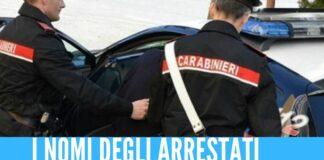 spaccio carabinieri napoli droga