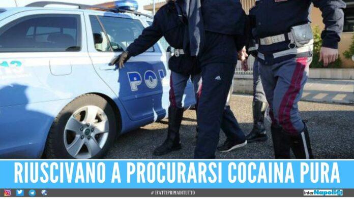 traffico droga napoli roma