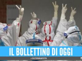 Bollettino Covid