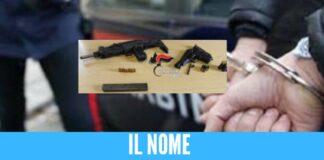 armi ai domiciliari