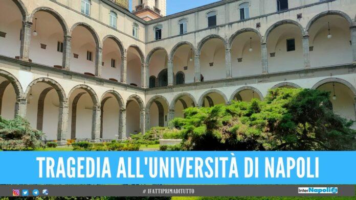 Foto di repertorio, Università di Napoli