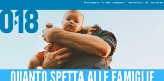 Assegno temporaneo per i figli, arriva il nuovo sito per facilitare le richieste