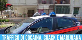 Colpo allo spaccio di droga nel Napoletano, scoperta la parola 'segreta' dei pusher