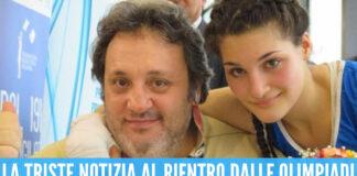 Angela Carini e papà Giuseppe