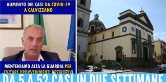 Covid a Calvizzano