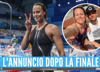 Federica Pellegrini e il fidanzato Matteo Giunta