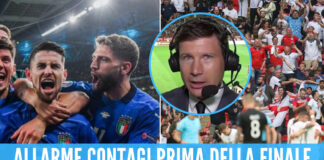 https://internapoli.it/italia-inghilterra-covid/ I risultati dei tamponi potrebbero arrivare già nel pomeriggio