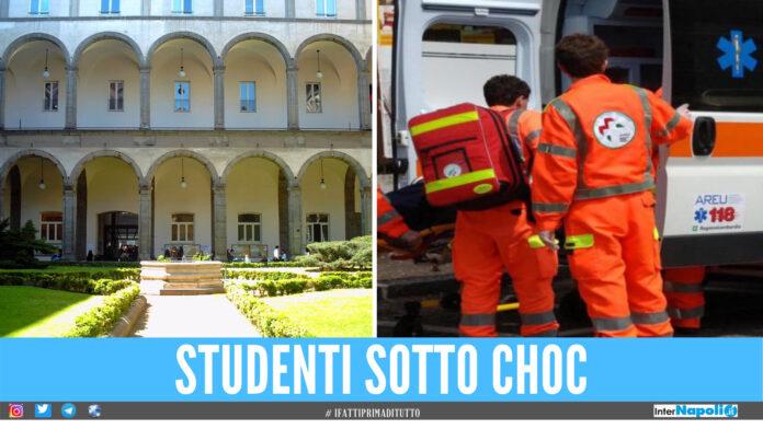 Antonio università di napoli