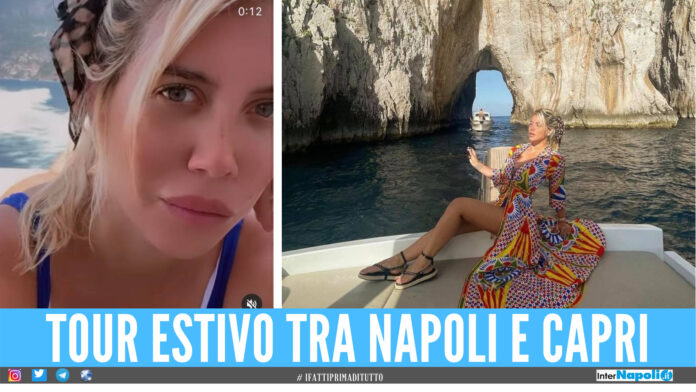 Wanda Nara Napoli
