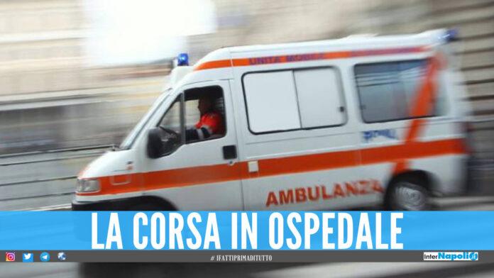 Notte di follia in provincia di Napoli, 15enne colpito con 2 coltellate