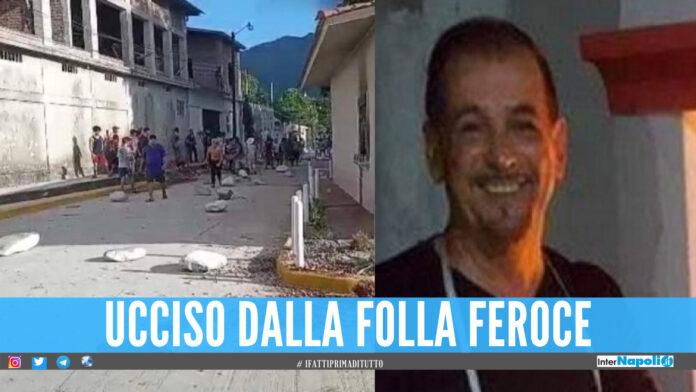 Orrore in Honduras, 49enne italiano linciato e ucciso da 600 persone armate