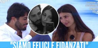 Temptation Island, Manuela rimpiazza Stefano con Luciano: bacio, foto e incontro in famiglia