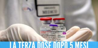 Vaccino Covid, in Israele si parte con la terza dose: è il primo Paese al mondo