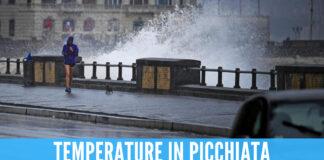 Temporali e 10° in meno, anche in Campania il maltempo rovina l'estate