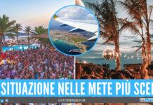 Focolai e coprifuoco a Ibizia, Mykonos e Formentera: cosa sta succedendo nelle mete preferite dai napoletani