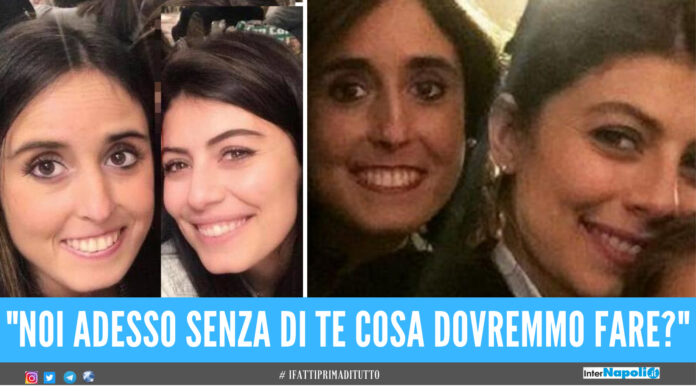 Valentina De Icco e la cugina Alessandra Mastronardi