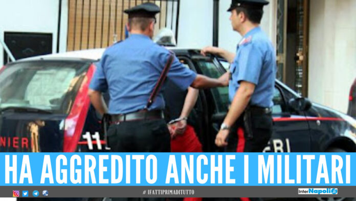 torre annunziata arresto carabinieri
