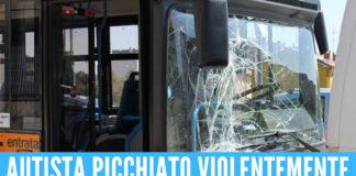 aggressione bus