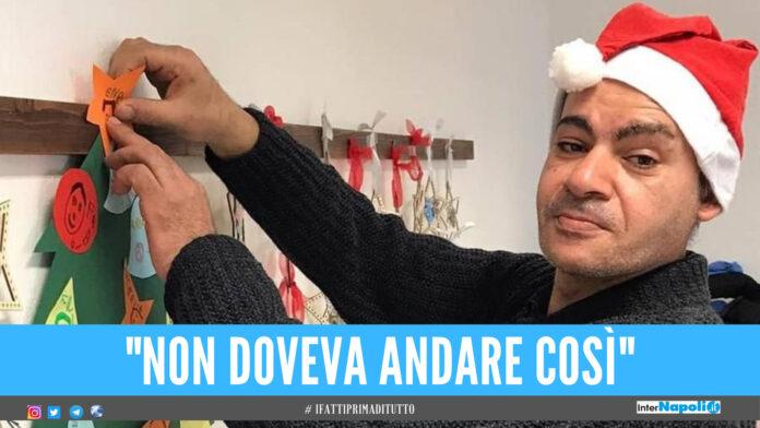 Provincia di Napoli in lacrime per Gennaro, il 49enne è morto in una cabina telefonica
