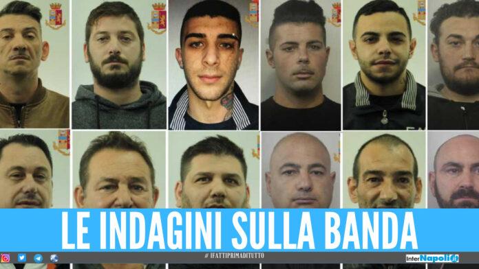 Traffico di droga tra Napoli, Marano e la Sardegna: primi provvedimenti