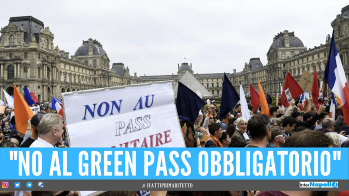 Green Pass Francia