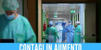 Covid in Campania, continua a salire l'indice dei contagi: oggi 261 positivi e 5 morti