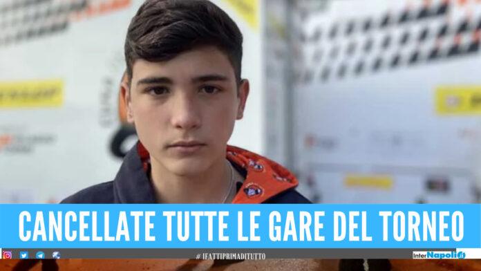 Tragedia sconvolge il mondo dei motori, Hugo muore a 15 anni: travolto da un altro pilota in gara