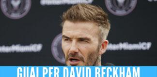 Beckham ad Amalfi, l'ex giocatore fermato e interrogato dalla Finanza