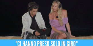 Temptation Island, Tommaso e Valentina tornano insieme dopo le corna: «È una presa in giro»