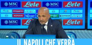 Campagna acquisti e nuovo modulo, Spalletti disegna il Napoli del futuro