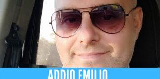 Il Covid fa piangere la provincia di Caserta, Emilio morto a 44 anni: lascia moglie e figli