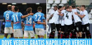Napoli - Pro Vercelli