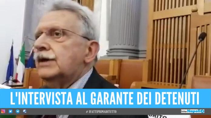 Violenze in carcere, l'intervista al garante dei detenuti Mauro Palma: