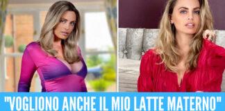 Carla Bellucci, l'influencer che partorirà il figlio in diretta: guadagnerà 12mila euro