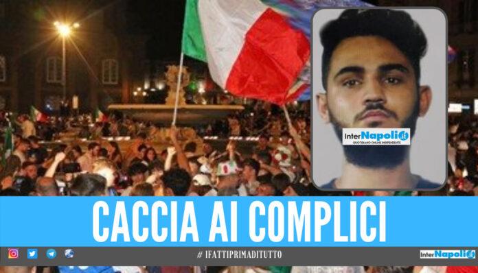 Spari durante i festeggiamenti dell'Italia, caccia ai complici di Sorrentino