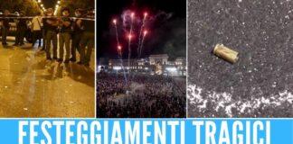 festa Da Nord a Sud la gioia azzurra si trasforma in follia oltre 20 feriti e 2 morti
