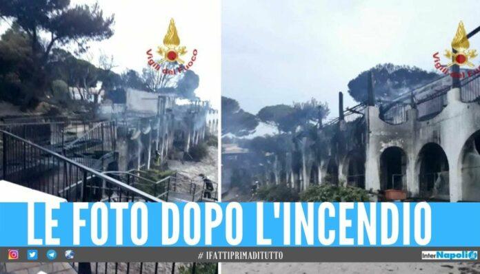 Devastato l'hotel di Temptation Island, 60 evacuati e filmati analizzati