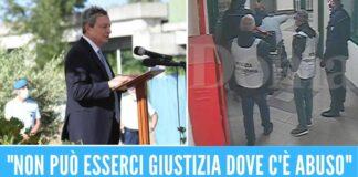 Draghi visita il carcere di Santa Maria Caputa Vetere Mai più violenze e soprusi