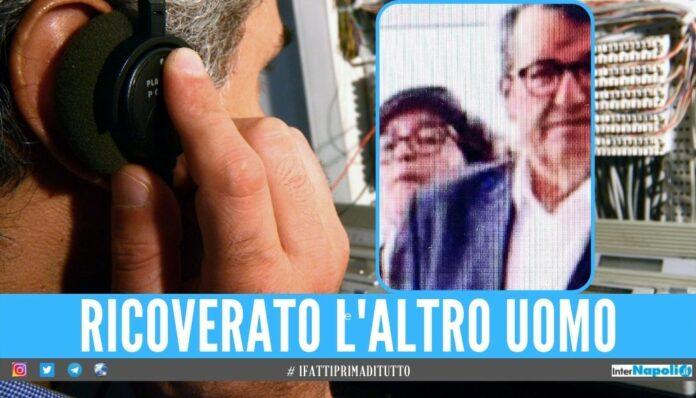 Follia nel Napoletano, Francesco registra l'omicidio di Vincenza
